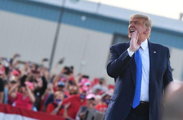 Τραμπ: Ο Μπάιντεν θα καταργήσει τα