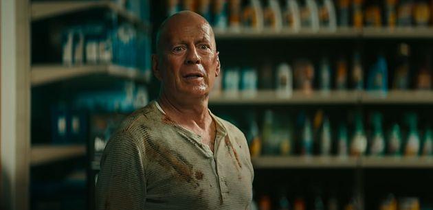 Bruce Willis fait revivre John McClane le temps d'une pub... de batterie