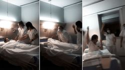 Investigan a trabajadoras de un hospital de Tarragona por un polémico vídeo: