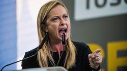 Giorgia Meloni boccia il governo sul dpcm, ma non sul Mes:
