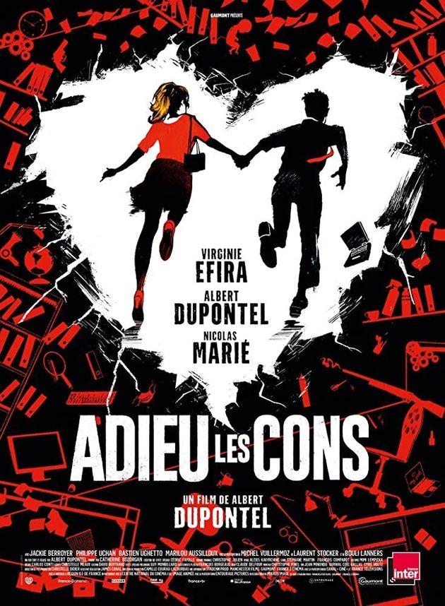 Affiche de la nouvelle comédie d'Albert Dupontel, le 21 octobre au