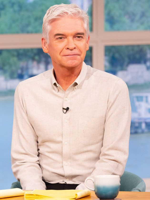 Phillip Schofield Reveals How Drag Races Michelle Visage Was There For Him After Coming Out