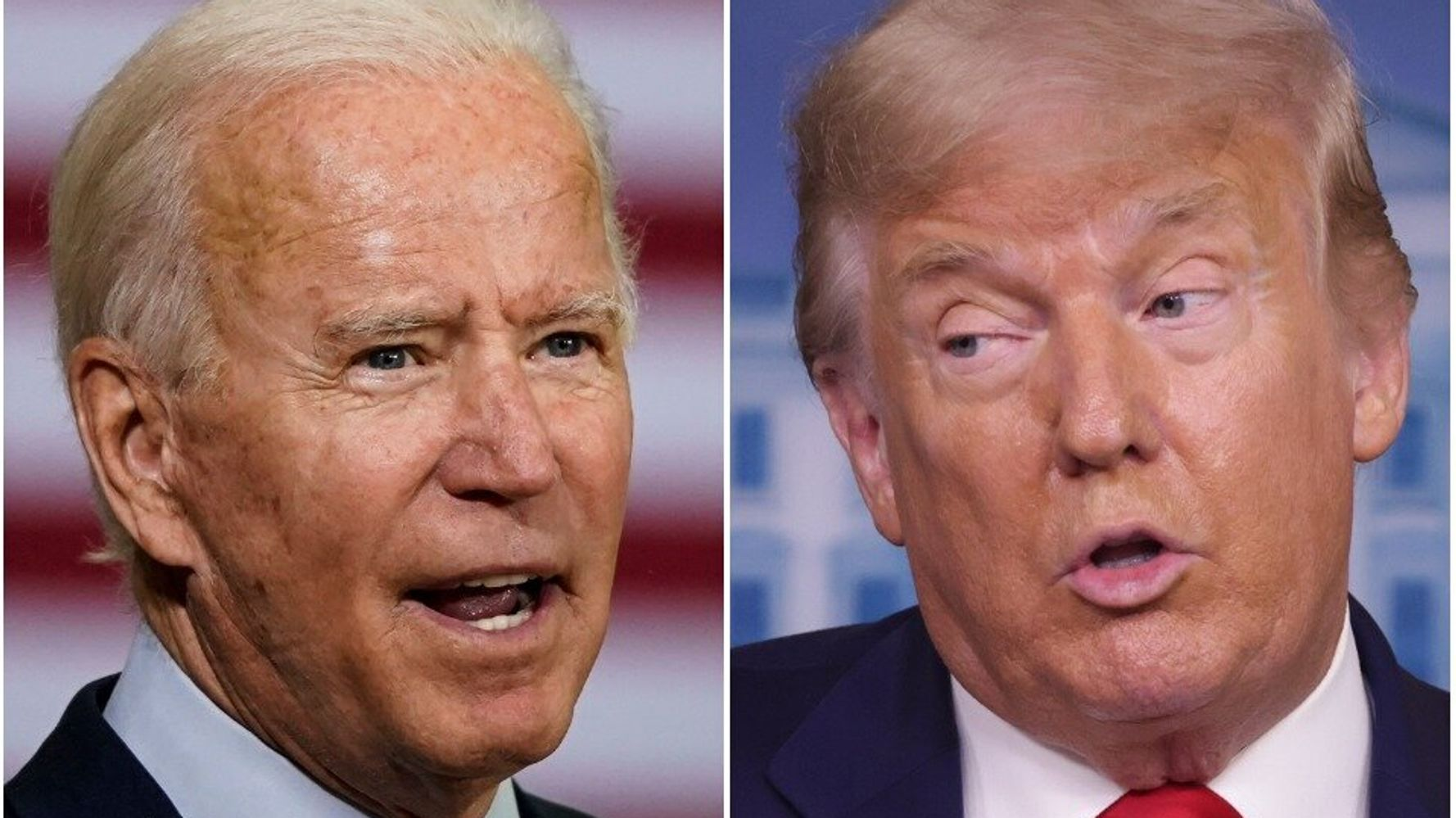 Biden Has 1-Word Response To Trump's Insult That He'll 'Listen To The Scientists'