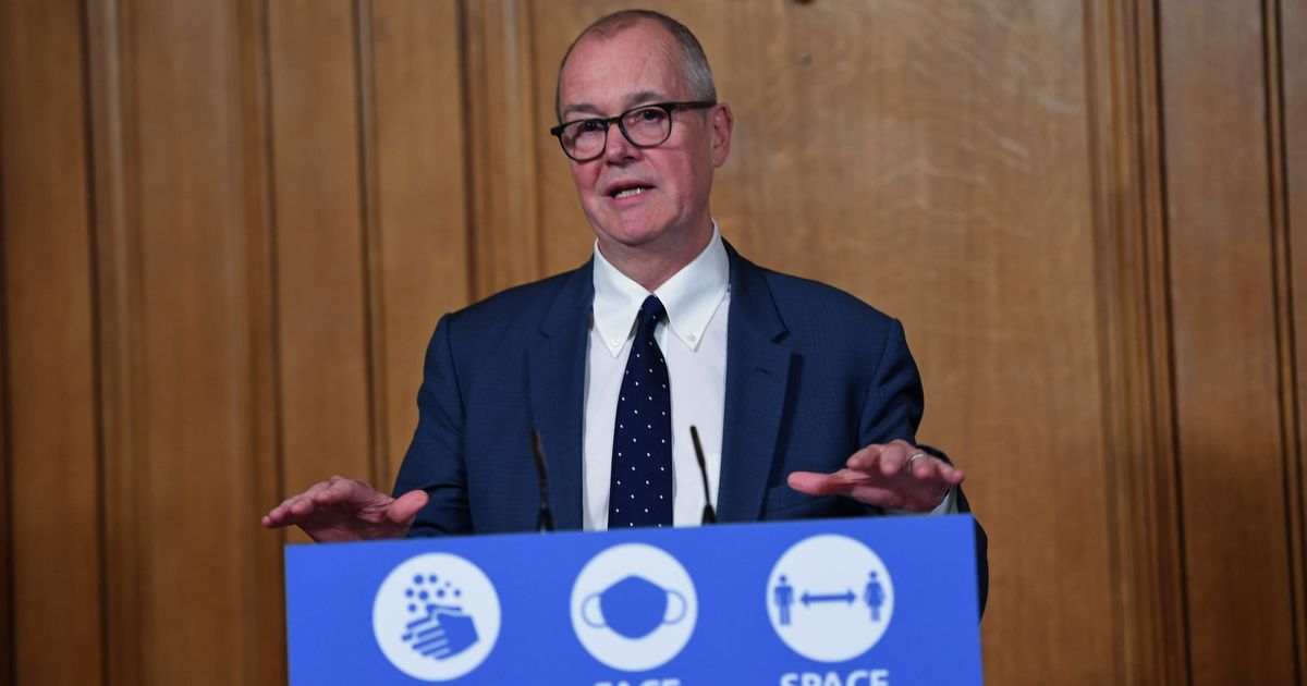 Coronavirus Vaccine 'Unlikely' Before Spring 2021, Says Patrick Vallance