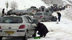 En montagne, les pneus hiver ou chaînes seront obligatoires du 1er novembre au 31 mars dès