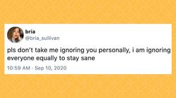 18 Tweets That Speak To An Introvert's