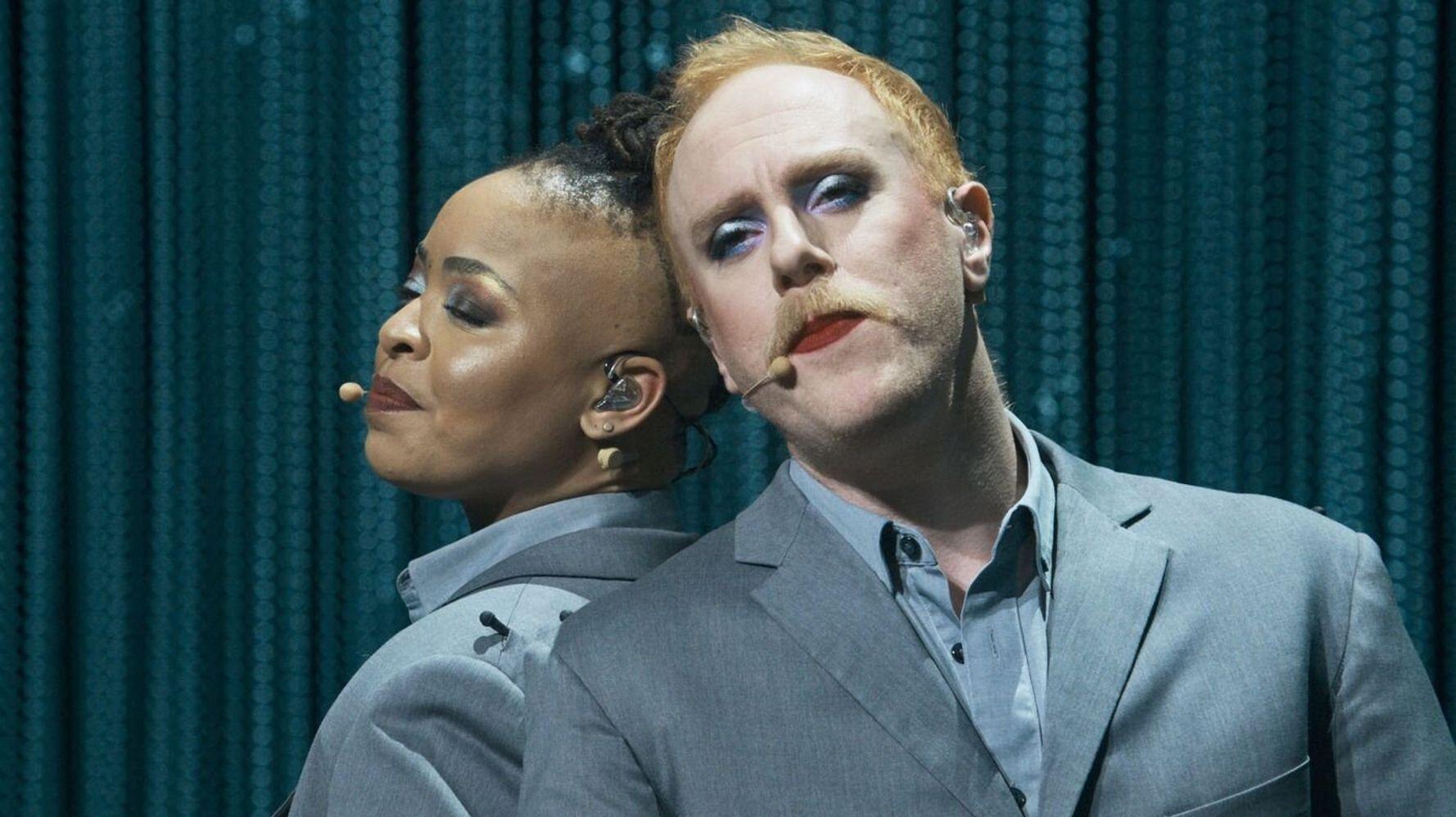 David Byrne's Scene-Stealing Dancers Break Down The Making Of 'American Utopia'