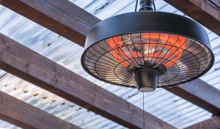 "Outdoor heaters at retailers like <a href=""https://amzn.to/3m6fRf0"" target=""_blank"" rel=""noopener noreferrer"">Amazon</a>, <a href=""https://fave.co/3oaDTqT"" target=""_blank"" rel=""noopener noreferrer"">The Home Depot</a>&nbsp;and <a href=""https://fave.co/2Rz2WEa"" target=""_blank"" rel=""noopener noreferrer"">Walmart</a>&nbsp;are unsurprisingly in high demand right now, but you can still find a few models in a variety of styles and price points."