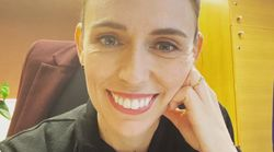New Zealand Leader Jacinda Ardern's Election Victory Selfie Goes
