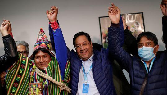 Como a esquerda volta ao poder na Bolívia e quais seus principais