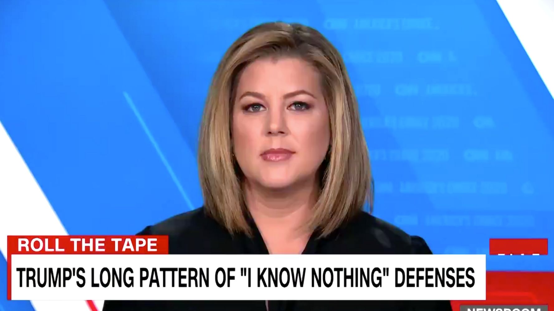 CNN's Brianna Keilar Shreds Trump's 'I Know Nothing' Defense With Damning Videos
