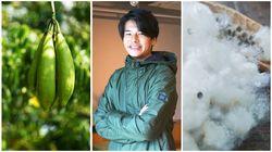 木の実から生まれた500グラムのダウン。老舗アパレルの後継が挑む日本発のサステナブルなブランドとは