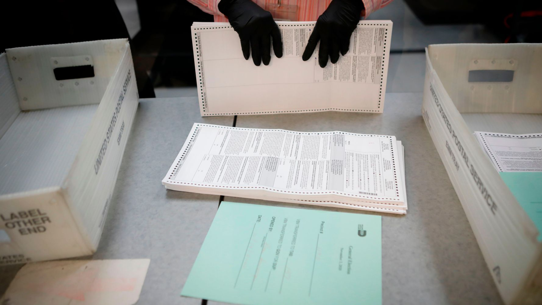 Supreme Court Tie Blocks GOP Effort To Limit Mail-In Voting In Pennsylvania