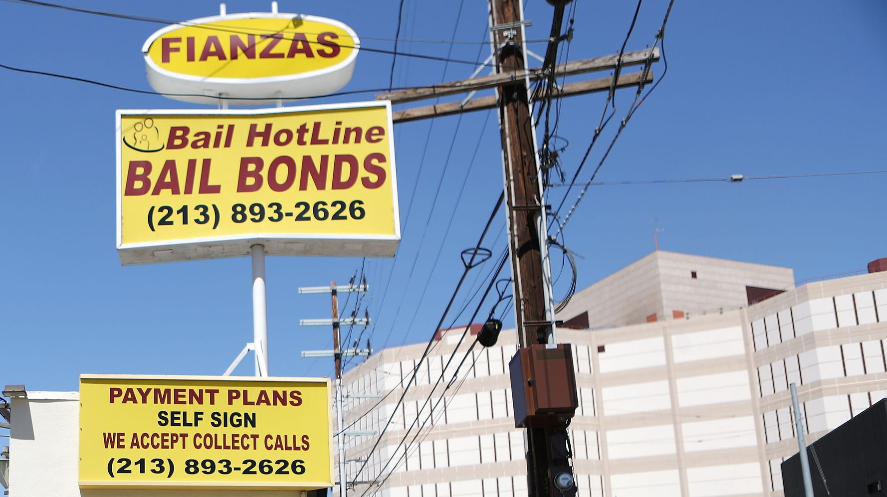 California Votes Down Proposition That Would Have Eliminated Cash Bail