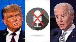 米大統領討論会がマイクのミュートを導入へ。「史上最悪のディベート」と言われた前回の反省を生かす。