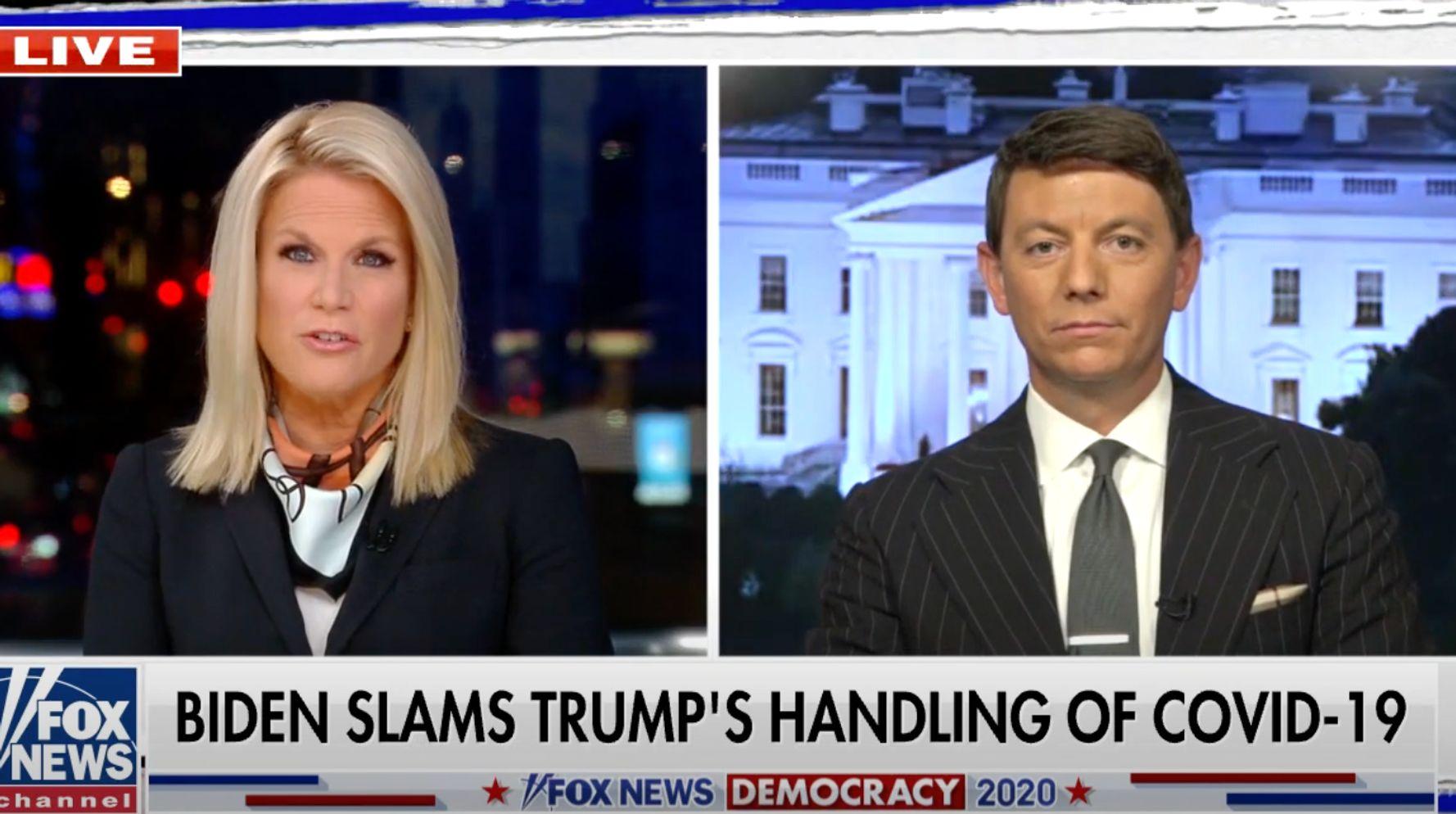 Fox News Host Asks Trump Official If It's A Good Idea To Call Disease Experts 'Idiots'