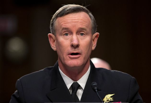Retired four-star Adm. William McRaven endorsed former Vice President Joe Biden in an editorial published...