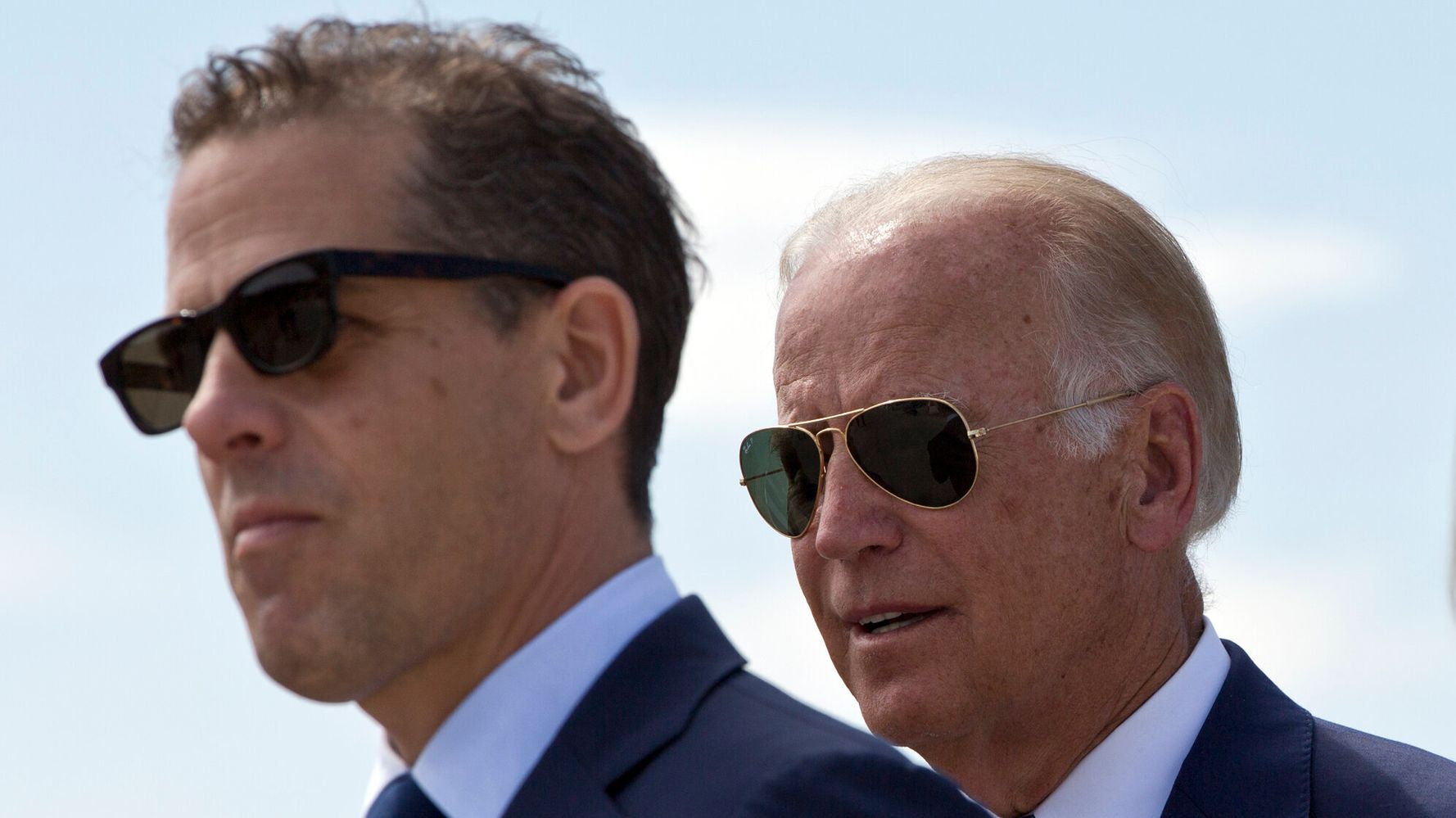 More Than 50 Former Intel Officials Say Hunter Biden Smear Smells Like Russia