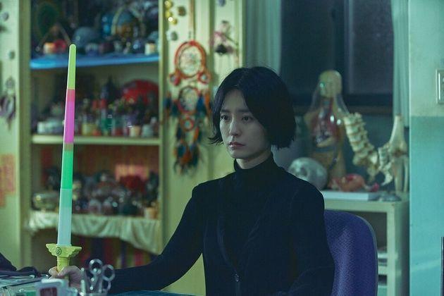 넷플릭스 오리지널 시리즈 '보건교사 안은영'