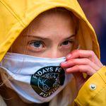 그레타 툰베리가 '기후악당'이라 불리는 한국에 전한 말