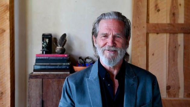 Jeff Bridges le 19 seprembre 2020 lors de la remise des Emmys Awards à distance (Invision for...