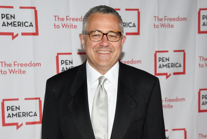 Lawyer and author Jeffrey Toobin is stepping away from CNN and has been suspended by the New Yorker.