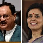 Mahua Moitra Says 'We'll Show You The Door' As JP Nadda Cooks UP CAA Storm Ahead Of Bengal