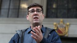 Andy Burnham Accuses Government Of Fighting Coronavirus 'On The
