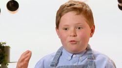 Junior MasterChef's Ben Strikes Trouble In Doughnut