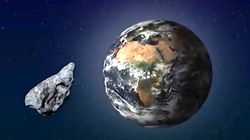 Asteroid On Track To Buzz Earth The Day Before The Presidential