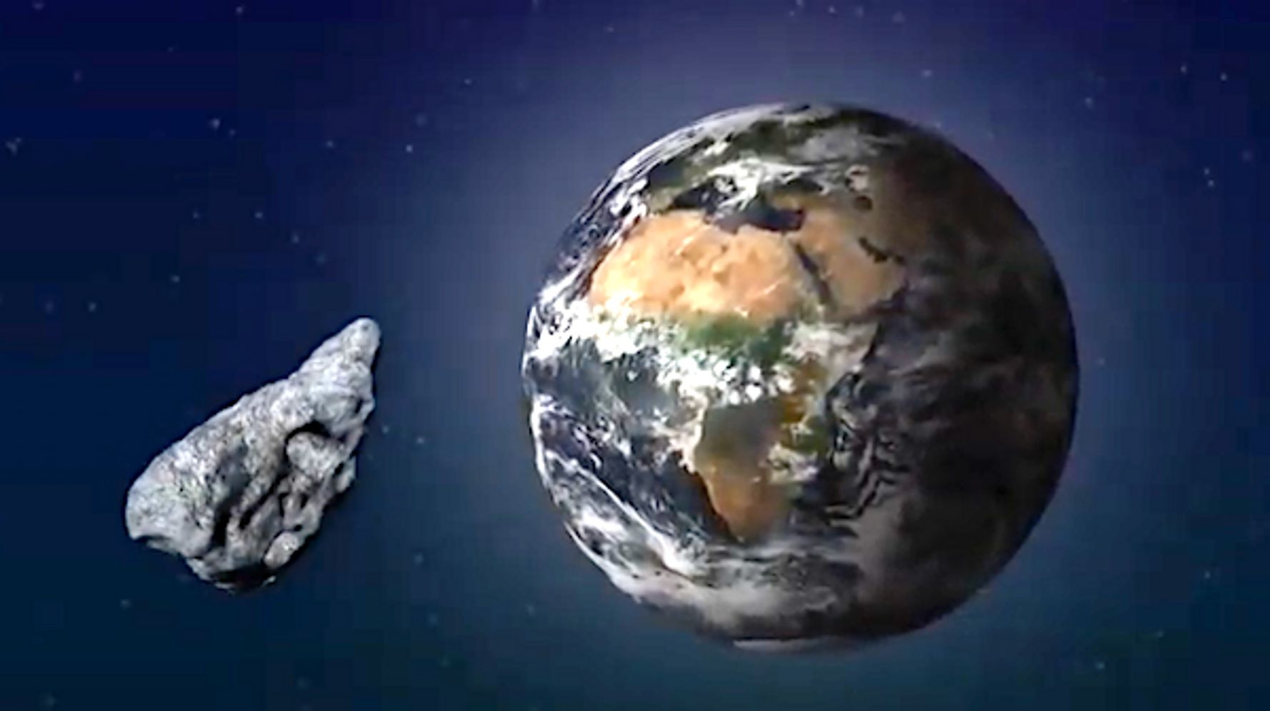 Asteroid On Track To Buzz Earth The Day Before The Presidential Election - HuffPost