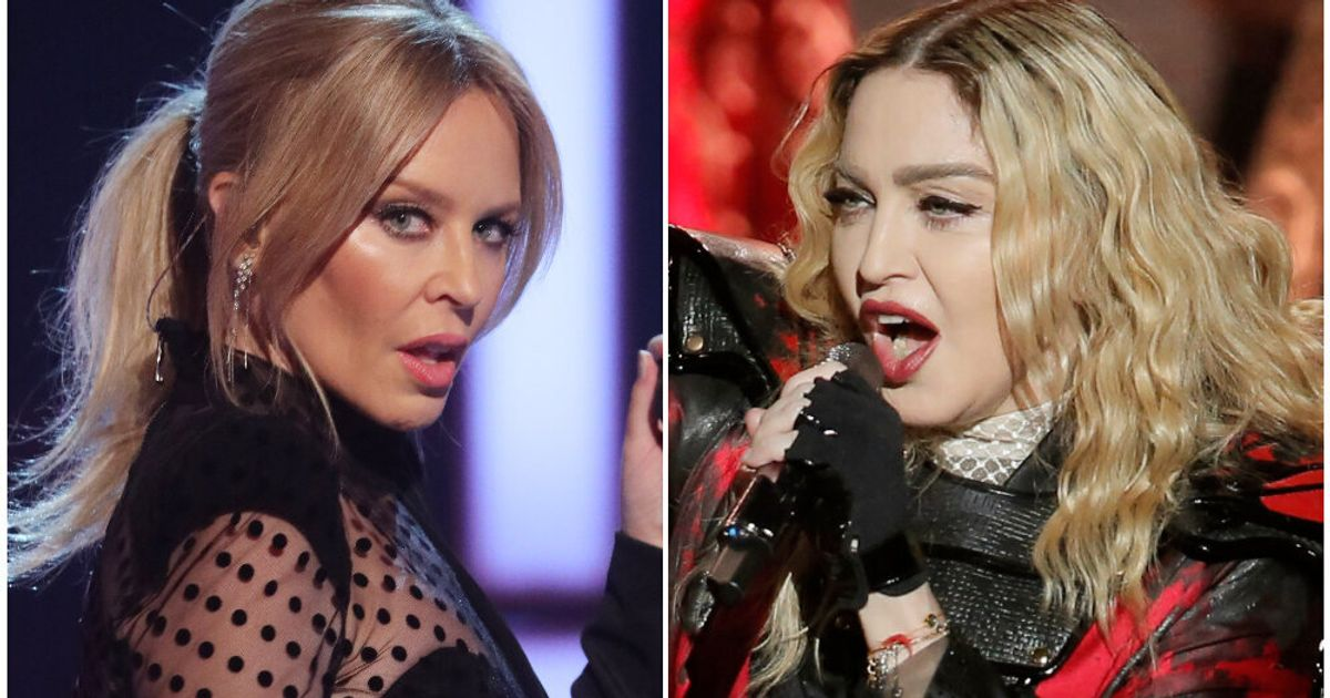 Kylie Reveals The One Thing Standing In The Way Of A Madonna Duet