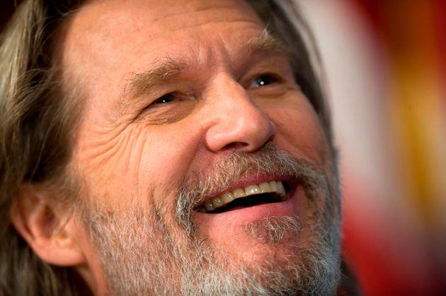 Jeff Bridges, en noviembre de