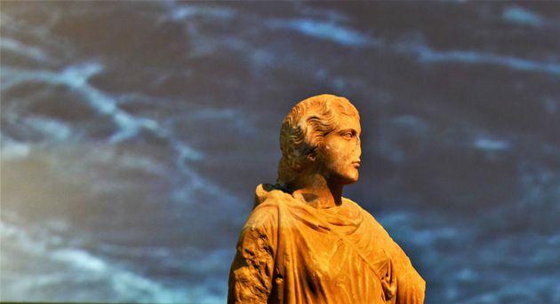 Αγαλμάτιο της θεάς Άρτεμης. Από τον Πεντάλοφο
