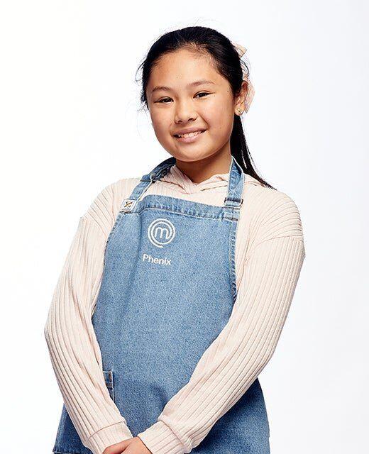 'Junior MasterChef Australia' contestant Phenix