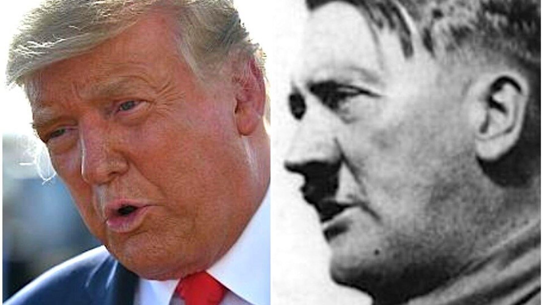 Jimmy Kimmel's Adolf Hitler Joke Zings Donald Trump But Good