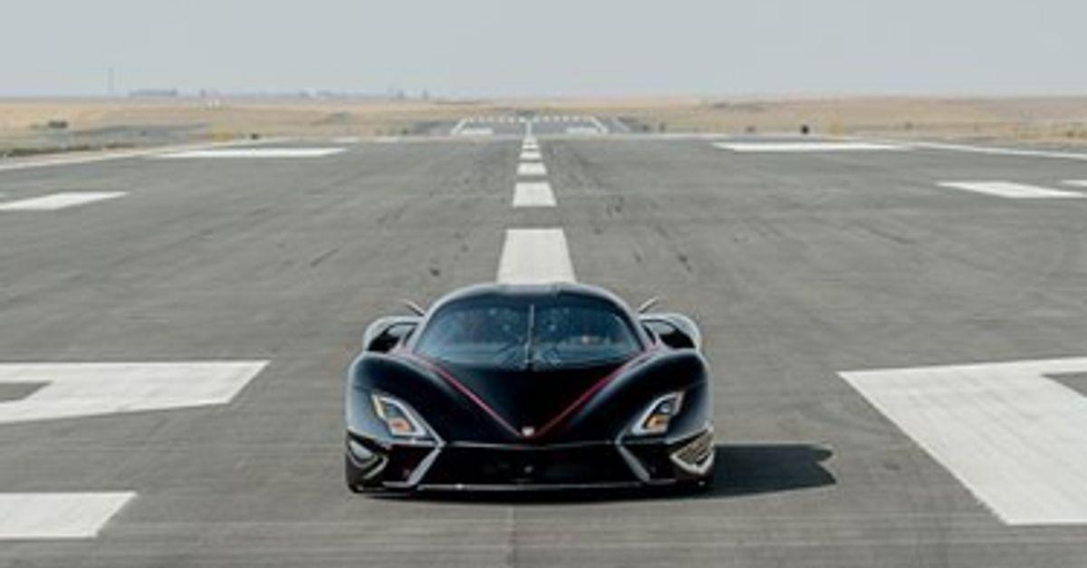 La SSC Tuatara devient la voiture la plus rapide du monde | Le HuffPost