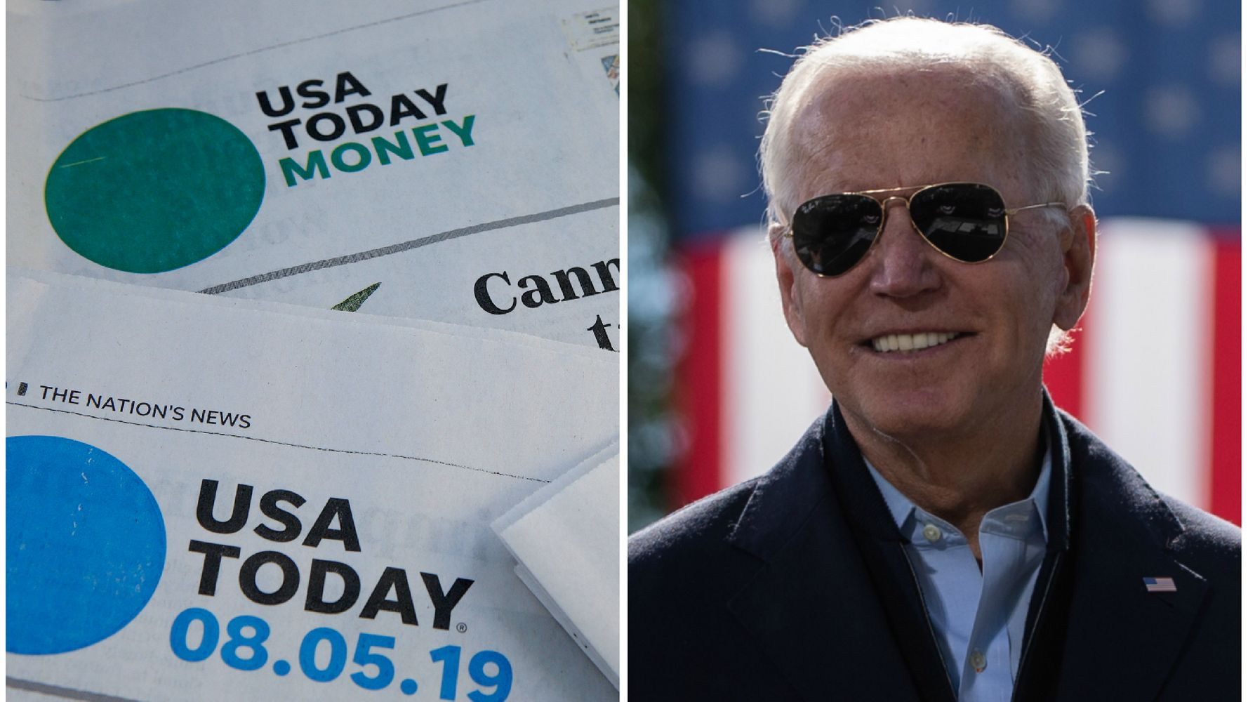 USA Today Says To Elect Joe Biden In First-Ever Presidential Endorsement