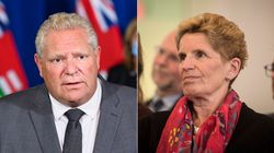 Ford Pays Homage To 'Super Nice' Wynne After She Says She Won't Run