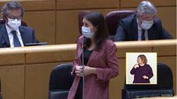 Irene Montero da su réplica más cortante al PP: