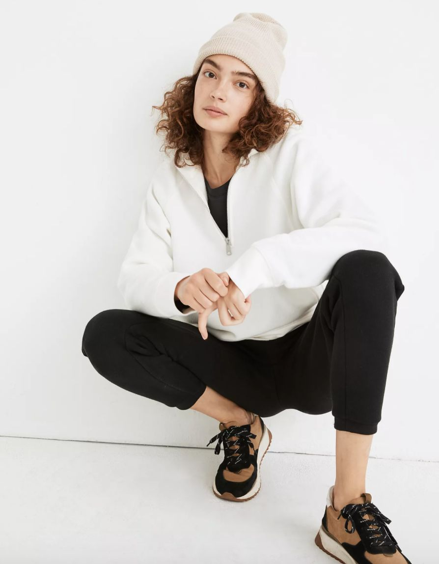 Madewell's First-Ever Athleisure Collection Is Here 2