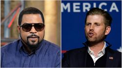 Ice Cube Burns Eric Trump For Tweeting Fake Photo Of Him And 50