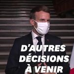 Macron annonce la dissolution du collectif pro-palestinien Cheikh