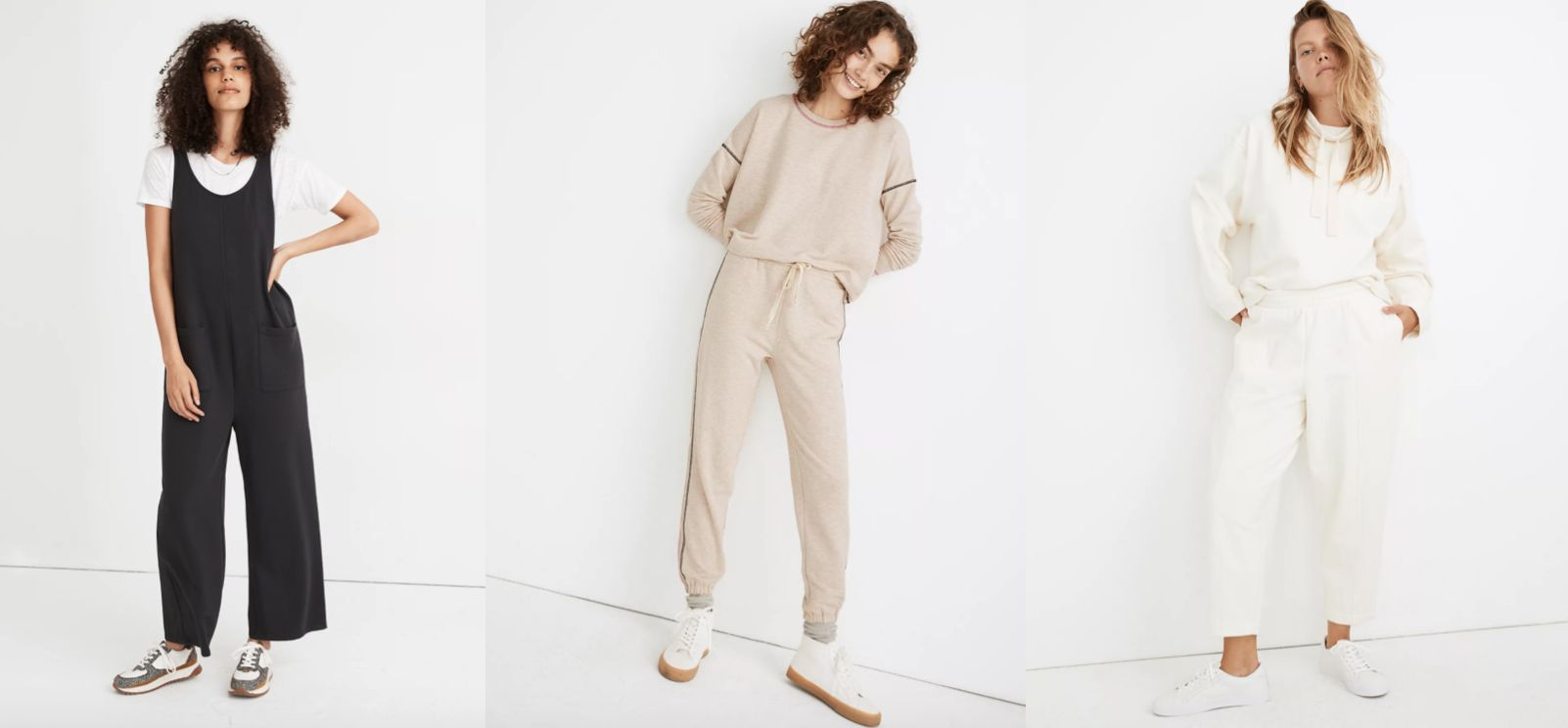 Madewell's First-Ever Athleisure Collection Is Here