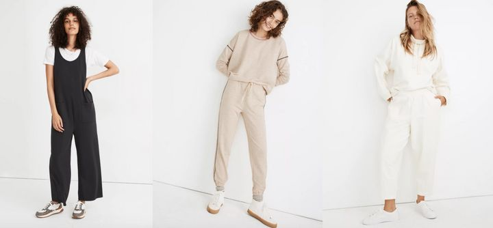 If you've been looking for sustainable sweatpants, turn to Madewell's new athleisure collection.
