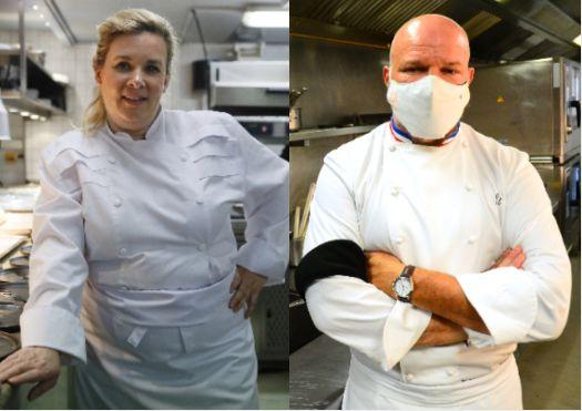 Hélène Darroze, Philippe Etchebest et de nombreux restaurateurs lancent un appel au président Macron...