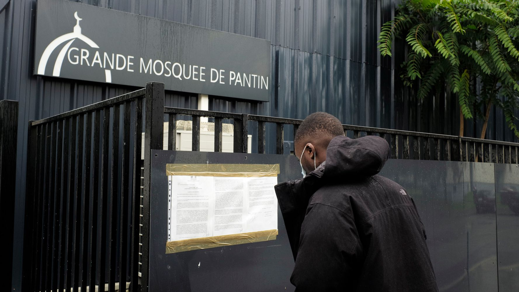 France Orders Paris Mosque To Close After Teacher's Beheading