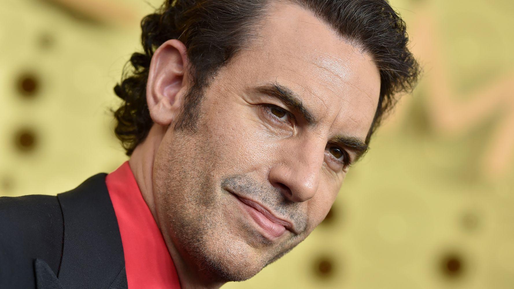 Sacha Baron Cohen: 'Borat' Sequel Shows America's 'Slide Into Authoritarianism'