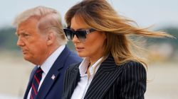 Melania Trump Nixes Campaign Trip Due To This Lingering COVID