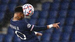 Le PSG battu par Manchester United pour son retour en Ligue des